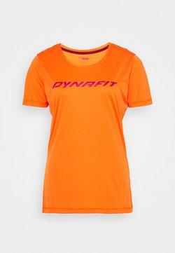 Dynafit - TRAVERSE TEE - T-Shirt print - ibis