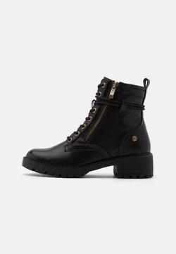 XTI - Veterboots - black