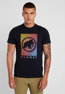 Mammut - TROVAT - T-Shirt print - black