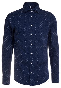 Seidensticker - SLIM FIT - Businesshemd - dark blue