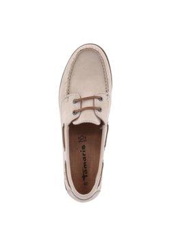 Tamaris - Chaussures bateau - beige
