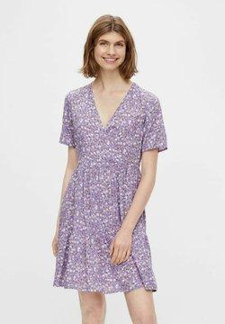 Pieces - Robe d'été - dahlia purple