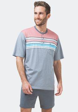 hajo Polo & Sportswear - Nachtwäsche Shirt - rot