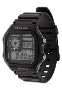 Casio - AE-1200WH-1AVEF - Montre à affichage digital - black