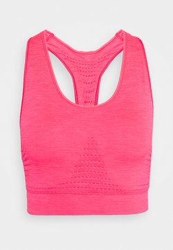 Sweaty Betty - STAMINA WORKOUT BRA  - Sport BH - lipstick red