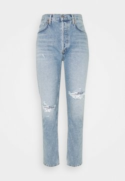Citizens of Humanity - CHARLOTTE - Straight leg jeans - moondust