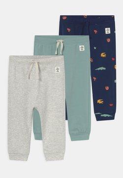 Marks & Spencer London - BABY 3 PACK - Pantalones - green