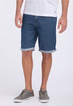 Mustang - Jeans Shorts - blau