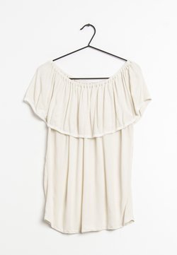 0039 Italy - Blouse - beige
