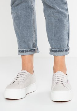 Superga - 2790 LINEA UP AND DOWN - Sneaker low - grey seashell