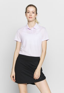 Nike Golf - DRY VICTORY - Funktionsshirt - barely grape/white