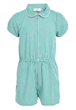 Next - GINGHAM - Combinaison - green