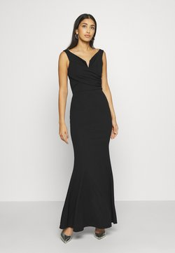 WAL G. - OFF THE SHOULDER DRESS - Occasion wear - black