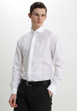 Bruun & Stengade - BOND SLIM FIT - Camicia elegante - white