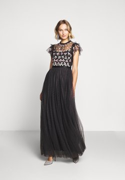 Needle & Thread - ROCOCO BODICE MAXI DRESS EXCLUSIVE - Ballkleid - champagne/black