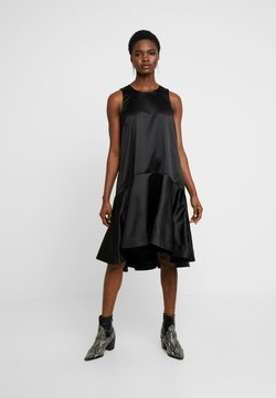 Custommade - HENRICA BOW - Cocktail dress / Party dress - anthracite black