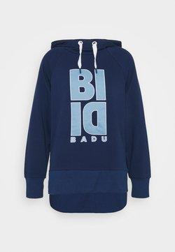 BIDI BADU - GAELLE LIFESTYLE HOODY - Felpa con cappuccio - dark blue