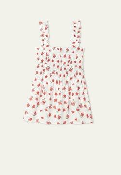 Tezenis - Top -  bianco stred pinks