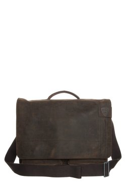 Strellson - RICHMOND - Notebooktasche - dark brown