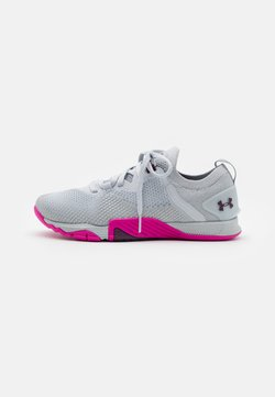 Under Armour - TRIBASE REIGN 3 - Kuntoilukengät - halo gray