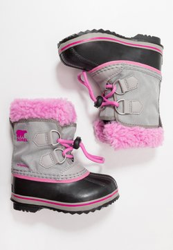 Sorel - YOOT PAC - Snowboots  - chrome grey/orchid