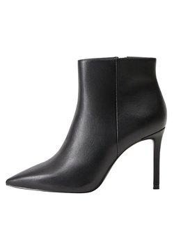Mango - Ankle boots - czarny