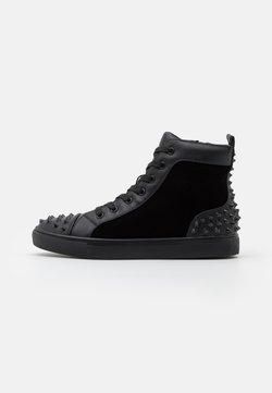 Steve Madden - CORDZ - Sneaker high - black