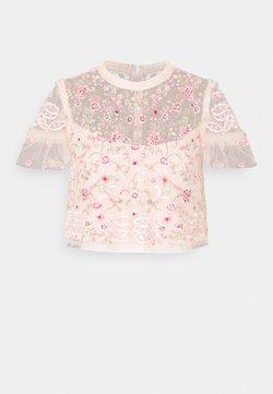 Needle & Thread - ELSIE TOP - Bluse - pink encore