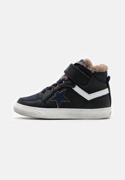 Bisgaard - IAN - Sneakers hoog - navy