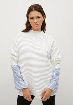 Mango - MAKER - Sweter - offwhite