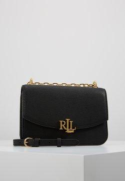 Lauren Ralph Lauren - CLASSIC  MADISON - Torba na ramię - black