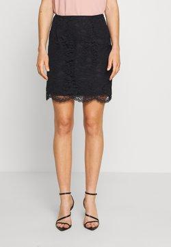 ICHI - IHININ - Pencil skirt - black