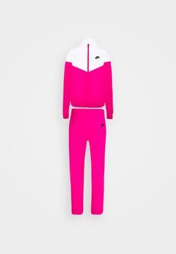 Nike Sportswear - TRACK SUIT SET - Trainingsanzug - pink glaze/white/black