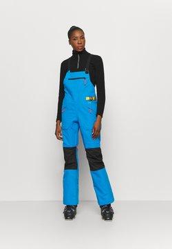 The North Face - TEAM KIT  - Ski- & snowboardbukser - blue/yellow