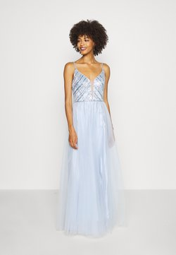 Luxuar Fashion - Iltapuku - eisblau