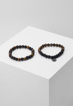 ALDO - FEIDE 2  PACK - Bracelet - brown multi