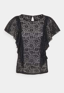 ONLY - ONLCODY TOP - Blouse - black