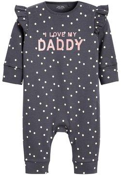 Next - I LOVE MY DADDY - Pyjama - grey