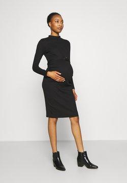 Supermom - DRESS - Robe pull - black