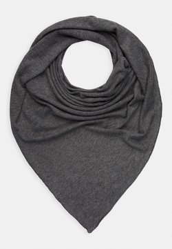Repeat - TRIANGLE SCARF - Chusta - medium grey