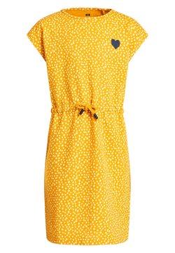 WE Fashion - Freizeitkleid - yellow