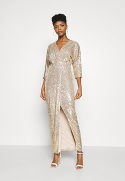 TFNC - REEVIRA MAXI - Occasion wear - gold