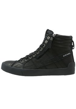 Diesel - D-STRING PLUS - Sneaker high - black