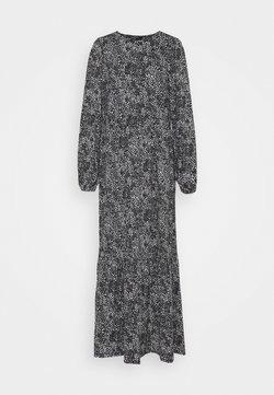Vero Moda Tall - VMPYM ANCLE DRESS - Maxi-jurk - black/white
