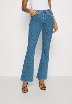 River Island - Flared Jeans - mid auth