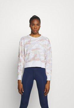 Nike Performance - DRY GET FIT - Collegepaita - white
