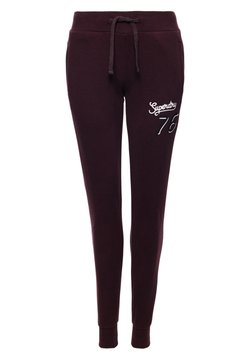 Superdry - Jogginghose - autumn blackberry