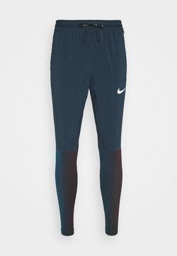 Nike Performance - ELITE - Jogginghose - deep ocean/reflective silver
