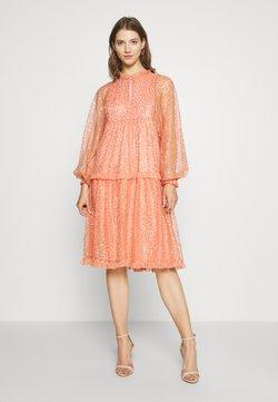 YAS - YASALLADINA DRESS - Cocktail dress / Party dress - canteloupe
