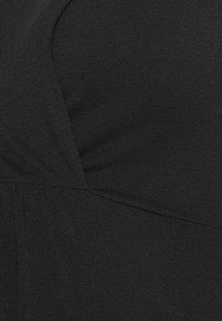 Seraphine - CATINA SET 2-IN-1 - Jersey de punto - grey/black